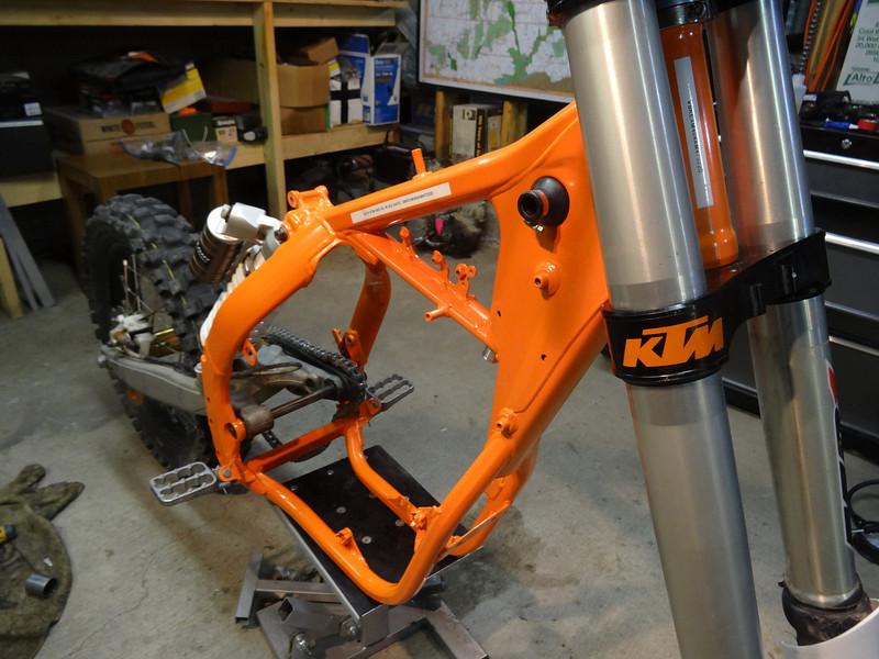 Another 08 11 Ktm Thumper Build Thread Adventure Rider